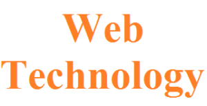 Web Technology (OPEN SOURCE SOFTWARE LAB)