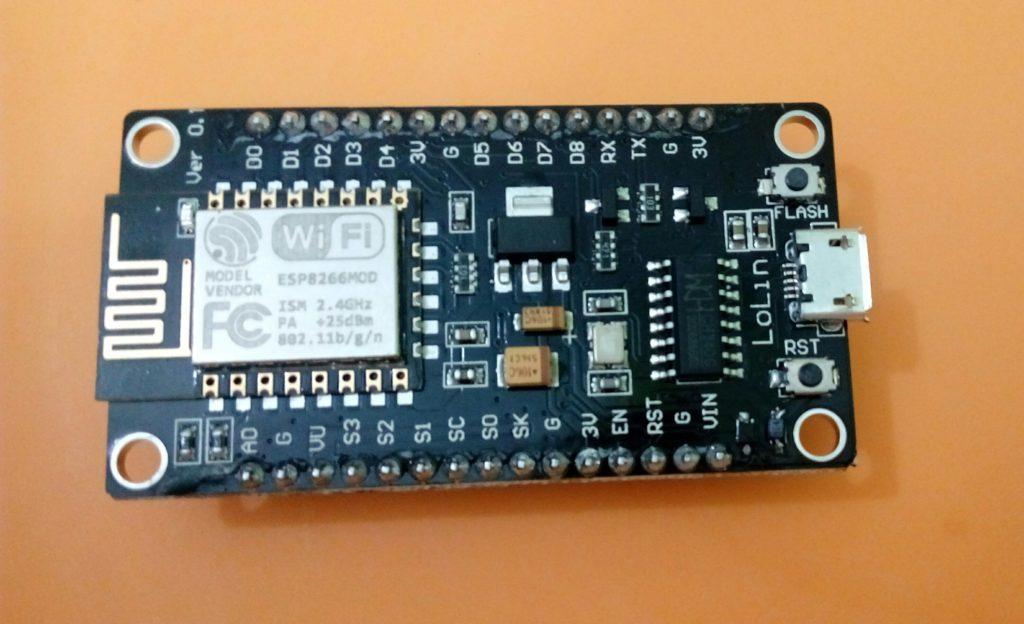 NodeMcu ESP8266 Arduino IDE Ahirlabs