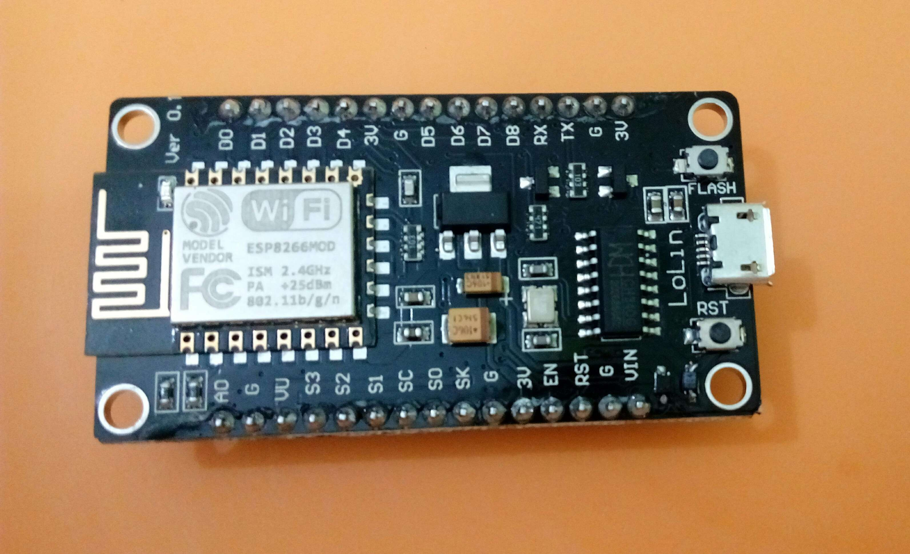 What is NodeMcu ESP8266 ?