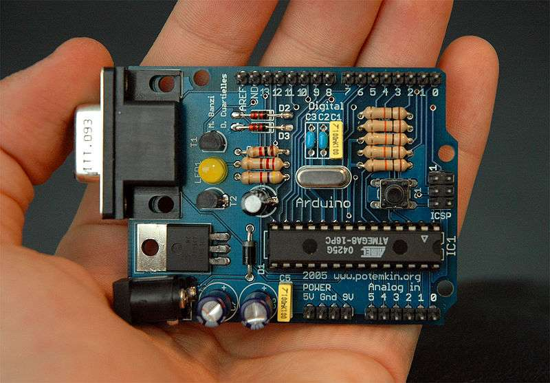 History of Arduino