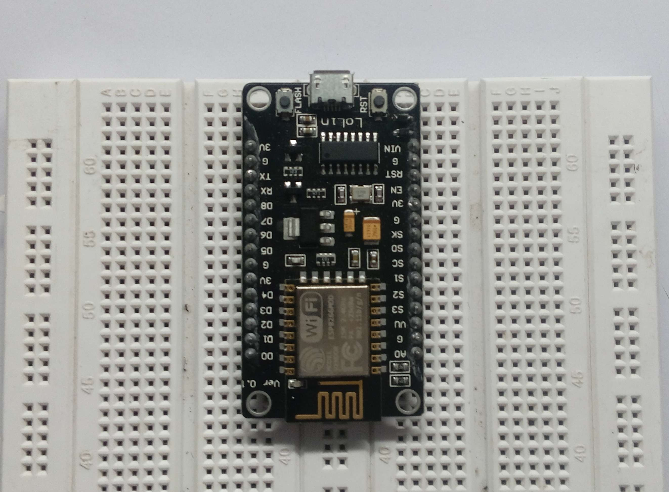 What is NodeMcu Esp8266 Specification ? – AHIRLABS