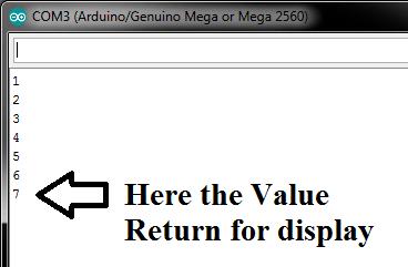 Arduino Serial read