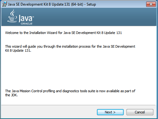 Java Installation In Windows