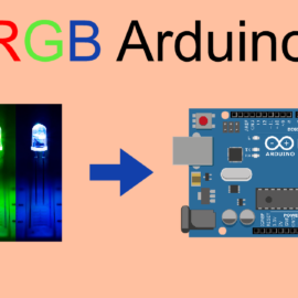 R-G-B LEDs Arduino Controlled by Potentiometer
