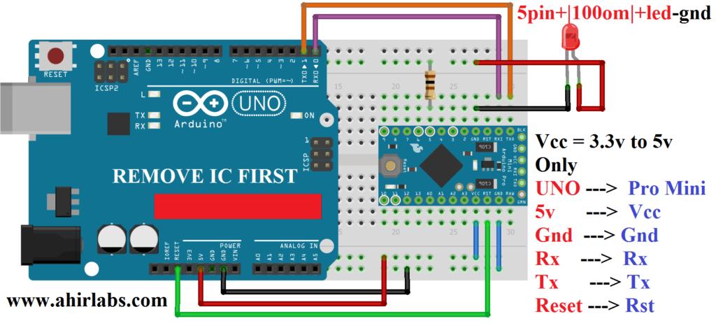 arduino_pro_mini_uno_uart