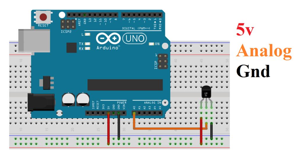 Read Temperature with Arduino