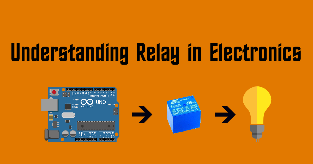Understanding Relay in Electronics