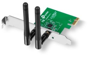 Wireless PCI Express Adapter