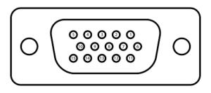VGA Pins
