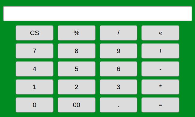 Calculator Program in Html Using Javascript Code – AHIRLABS